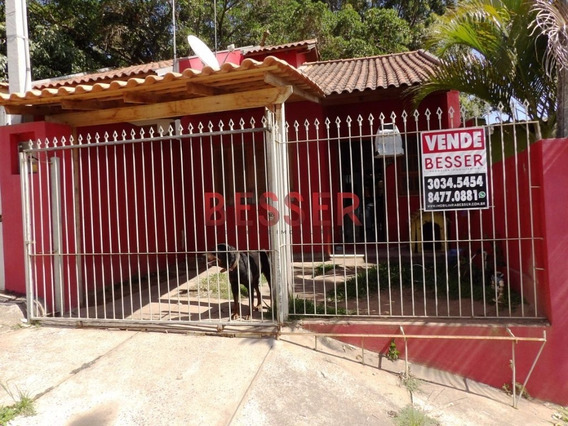Excelente Casa De 2 Dormitorios Em Sapucaia Do Sul - V-335