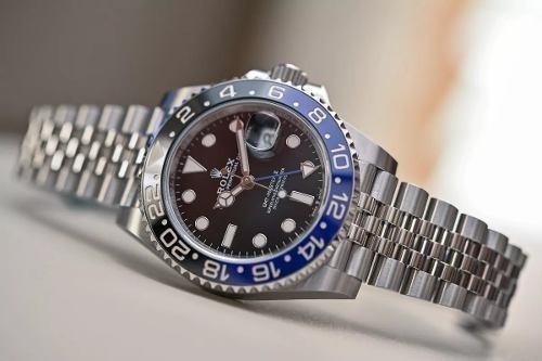 Relógio Master 2 Modelo Gmt Batman - 2840 Puls. Jubilee 904