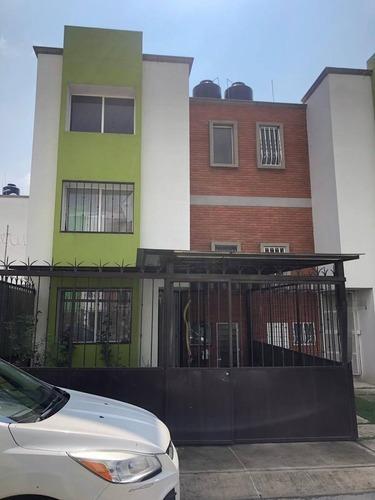 Casa En Renta Portal Del Sol, Villas Chalco