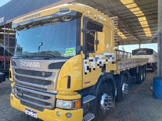 Scania P310, Com 694 Mil Km