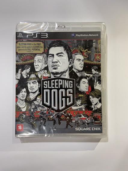 Jogo Ps3 - Sleeping Dogs