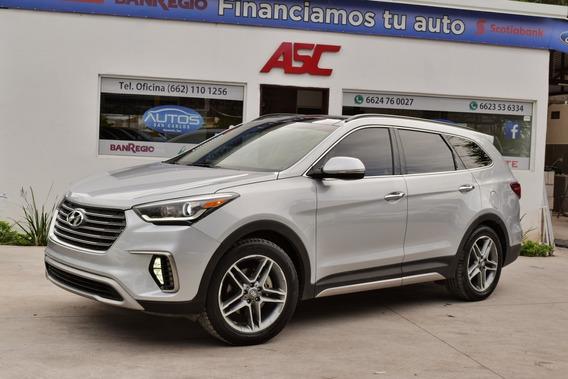 Hyundai Santafe // Limited // 2018