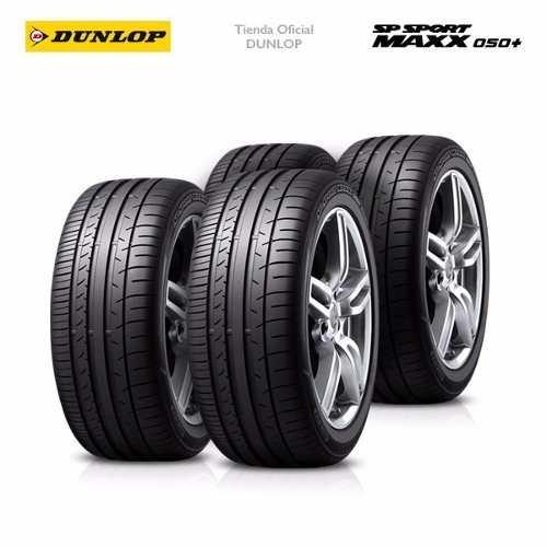 Kit X4 225/50 Zr17 Dunlop Sp Sport Maxx 050+ Tienda Oficial