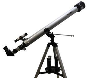 Telescópio 675x Azimutal 900mm E Objetiva 60mm Mod 90060