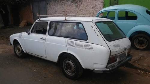 Volkswagen Vw Variant 1976 1600cc Docks Ok Funcionando
