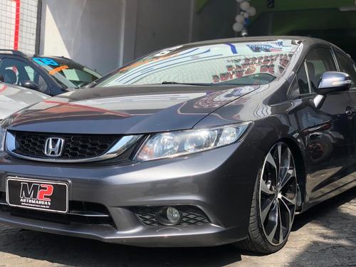 Honda Civic Lxr 2.0 Aut Ano 2016