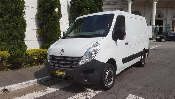 Renault Master 2.3 16v L1h1 Furgão Diesel Completo 2019