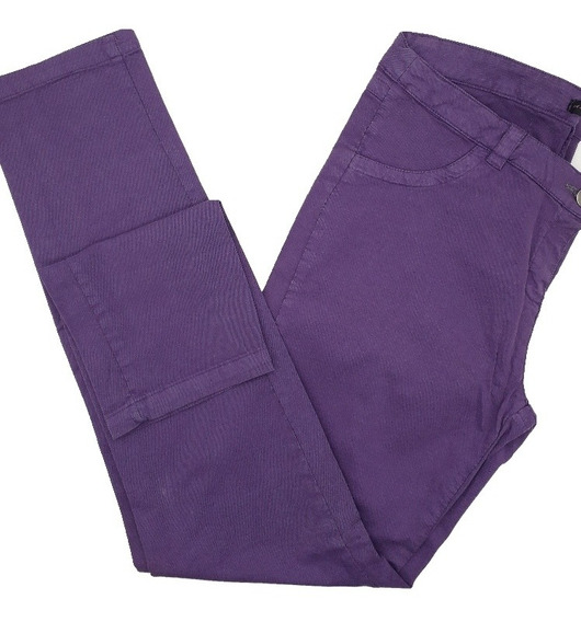 Pantalón Mujer Jean Semi Elastizado Moda Delucca Pa8191