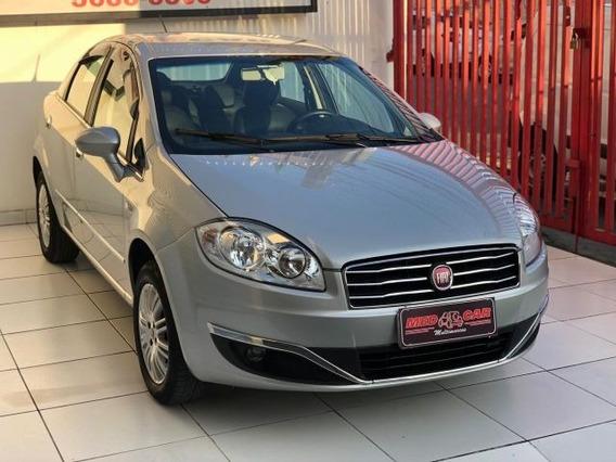 Fiat Linea Essence 1.8 16v Flex, Fxu3477