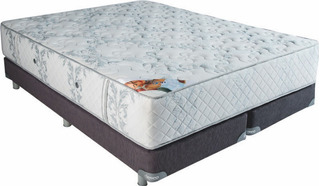 Sommier Deseo Jade - King Size 180x200x33 Cuotas Tads
