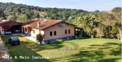 Chácara Para Venda Em Bragança Paulista, Campo Novo, 3 Dormitórios, 1 Suíte, 2 Banheiros, 2 Vagas - 748