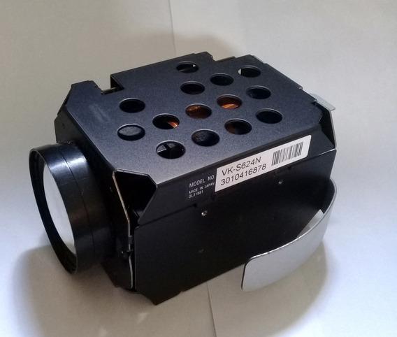Lente Bloco Optico Speed Dome Vk-s624n