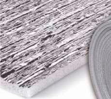Aislante Termico Sonoro 5mm Con Aluminio