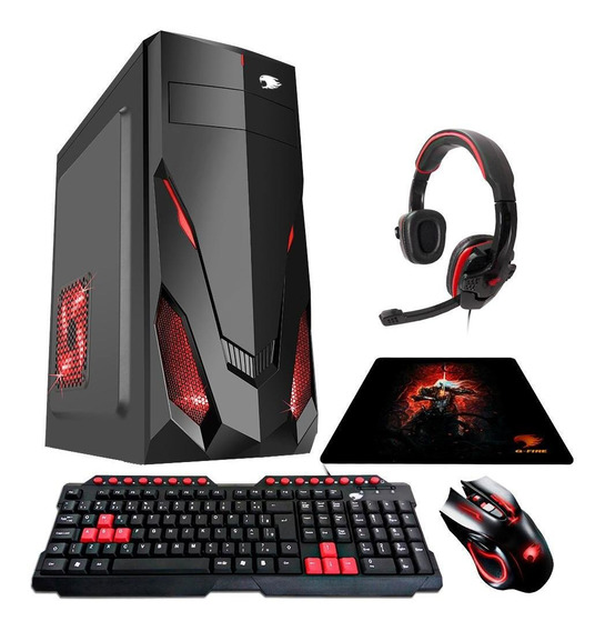 Pc Gamer Amd A10 9700 8gb 1tb Radeon R7 2 Gb Integrada Gkn
