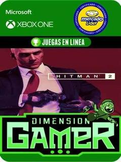 Hitman 2 - Xbox One - Modo Local + En Linea
