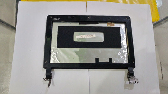 Carcaça Tampa Tela Netbook Acer Aspire One D250 Cod.391