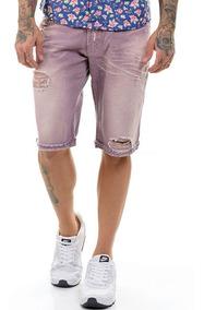 Bermuda Shorts Jeans Offert Masculina Premium Slim Fit