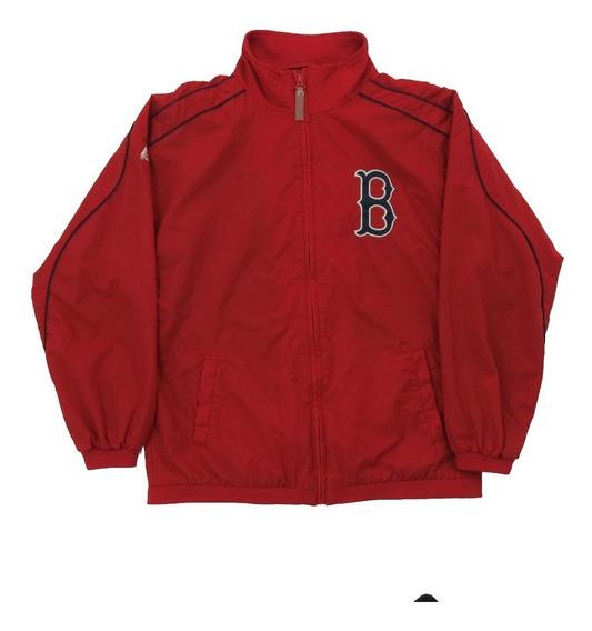 Jaqueta Corta Vento Boston Red Sox