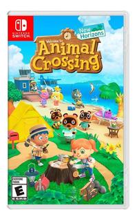 Videojuego Animal Crossing New Horizons Nintendo Switch