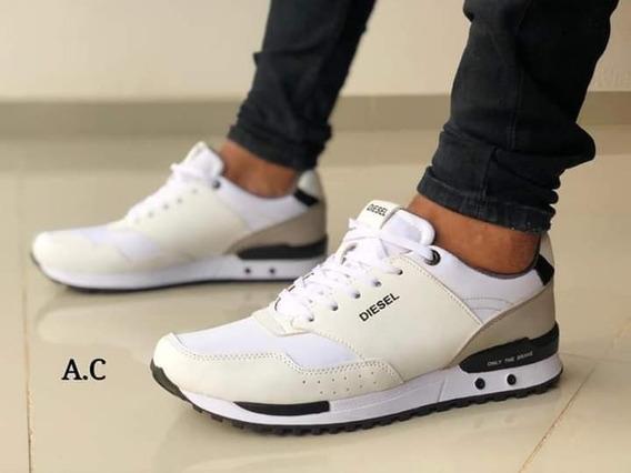 Zapatos Deportivos Caballero Diesel