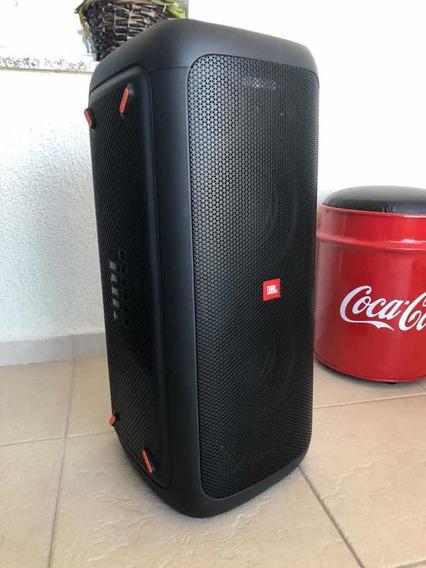 Caixa De Som Amplificadora Party Box 300 Jbl