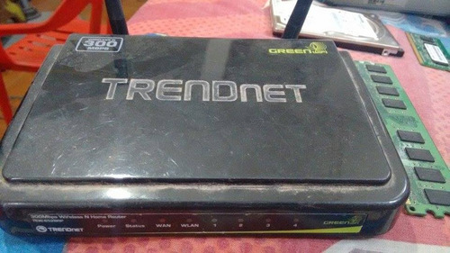 Router Inalambrico Trendnet N300 300mbps