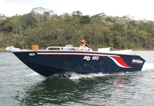 Barco Metalboat Mb 195