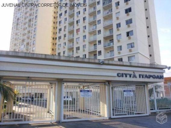 Apartamento Para Venda No Citta Itapuã, 2/4 Com Suíte, R$ 245.000,00 - J688 - 34284308