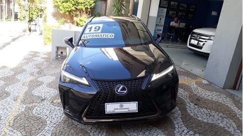 Imagem 1 de 9 de Lexus Ux 2019 2.0 F-sport Aut. 5p Hibrido