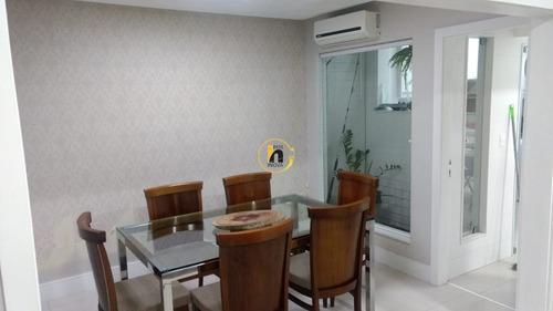 Apartamento Com 3 Quartos Para Comprar No Praia Da Costa Em Vila Velha/es - Nva1817