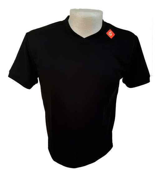Playeras Dry Fit Cuello V Modelo Europeo Dry Fit