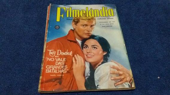 Revista Filmelandia Nº 84 - Novembro De 1961 - Raridade