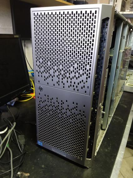 Servidor Hp Proliant Ml350p Gen8 Xeon E5-2620 2.0gh 4gb Ram