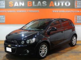 Chevrolet Sonic 2013 Lt 5p Dh Aa Ab Abs Cc Cd San Blas Auto