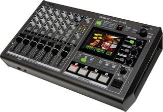 Roland Vr-3ex Av Mixer Audio Y Video Usb Hdmi Midi