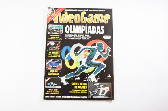 Revista Videogame, Ano 2, N. 16, Julho 1992