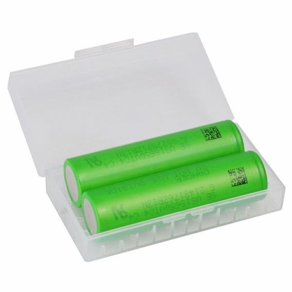 4x Bateria 18650 Sony Vtc6 3000mah 30a Vape Vaporizador