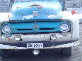 Camión Ford Año 1956