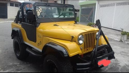 Imagem 1 de 3 de Jeep Jeep Trilha 4x4