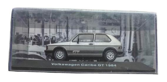Colección Autos De Volkswagen - N° 2 Caribe Gt 1984 1/43