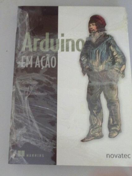 Livro Arduino Em Ação.