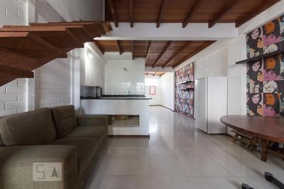 Apartamento No 1º Andar Mobiliado Com 2 Dormitórios E 1 Garagem - Id: 892931395 - 231395