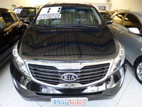 Sportage 2.0 Aut. Ex Preta 2011 - Playauto Veiculos