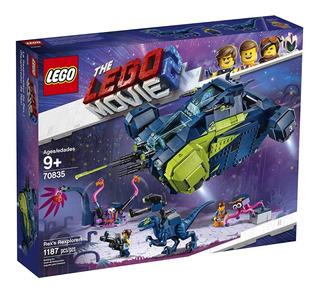 Lego 70835 Lego Movie Rex´s Rexplorer 1187 Pcs Bunny Toys