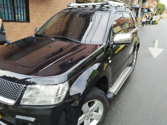 Suzuki Grand Vitara Negro 2010
