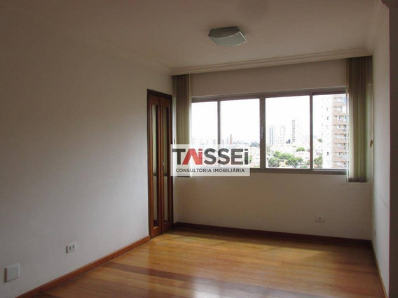 Apartamento Com 2 Dormitórios À Venda, 70 M² Por R$ 480.000,00 - Vila Gumercindo - São Paulo/sp - Ap3223