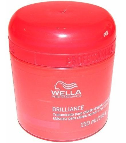 Wella Profesionals Mascara Brilliance Pelo Teñido Color X150