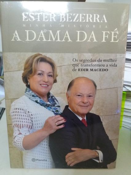 Livro Minha História A Dama Da Fé