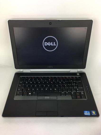 Notebook Dell E6430 I5 4gb Ram 320gb Hd - Nf E Garantia