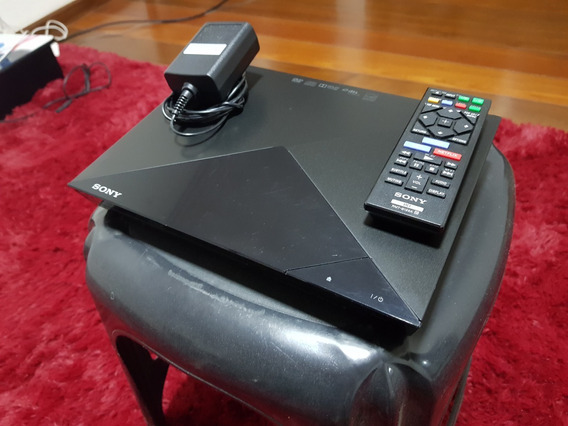 Blu-ray Sony Bdp-s1200 - Netflix - Youtube -super Conservado